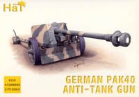 Hat  German Pak 40 Anti-Tank