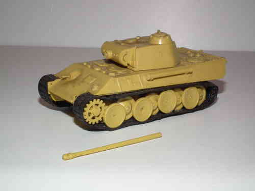 German Panther Tank 1/76 Scale