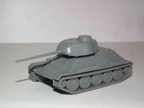Airfix Poly T34 Tank HO/OO Scale.