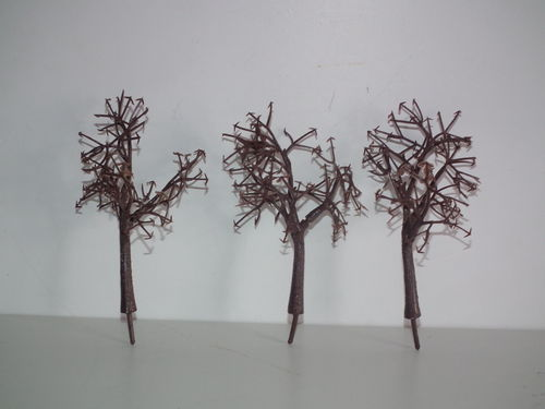 LARGE SINGLE BARE TREES X 3 - Pack